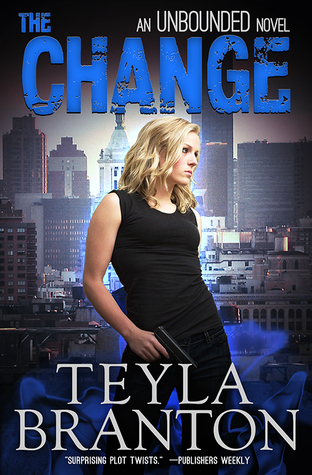 Image result for The change book cover