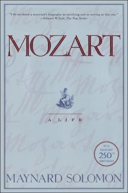 Mozart by Maynard Solomon