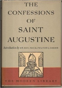 a review of confessions of saint augustine a book by augustine of hippo Free essay: saint augustine of hippo's confessions (398 ce) is a theological autobiography, what we would call today a conversion story the book is an.