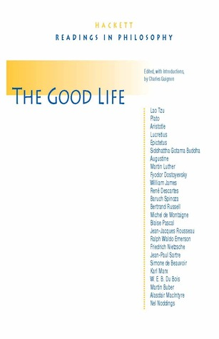 The Good Life by Charles B. Guignon