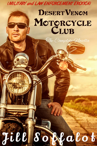 Desert Venom Motorcycle Club: The Complete Novella