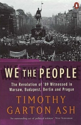 We The People by Timothy Garton Ash