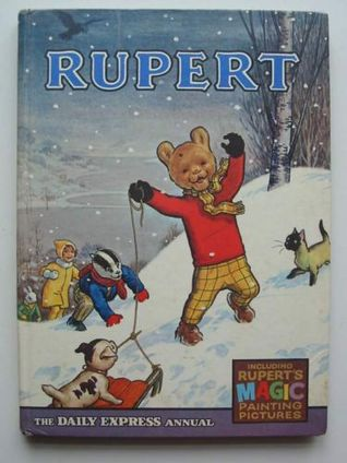 Rupert: The Daily Express Annual no. 32 - 1967
