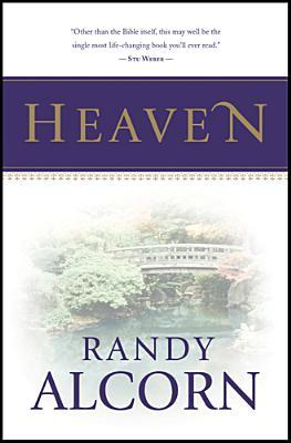 Heaven Book with DVD by Randy Alcorn