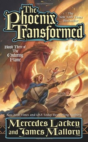 The Phoenix Transformed by Mercedes Lackey
