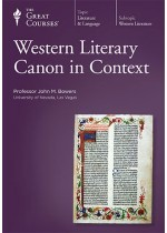 Western Literary Canon in Context