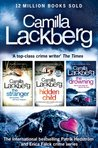 Camilla Läckberg Crime Thrillers 4-6: The Stranger, The Hidden Child, The Drowning