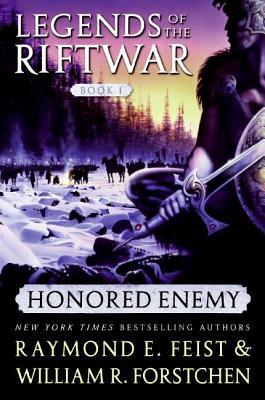 Honored Enemy by Raymond E. Feist