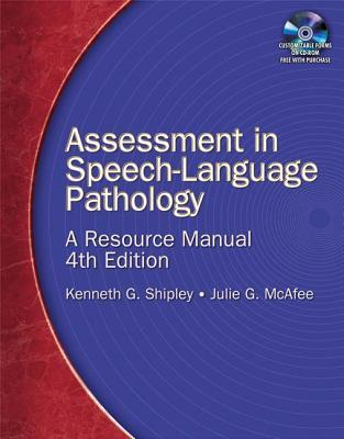 Assessment in Speech-Language Pathology: A Resource Manual (Book Only)