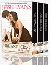 Fire and Icing Box Set (Fire and Icing, #1-3)