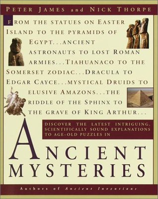 Ancient Mysteries by Peter  James