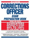 Norman Hall's Corrections Officer Exam Preparation Book