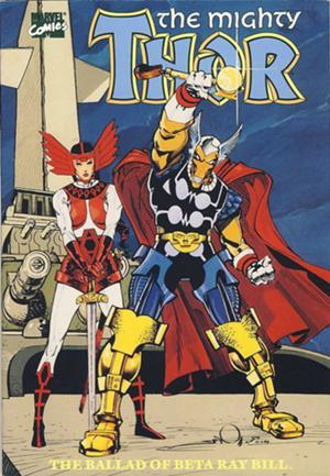 The Mighty Thor in The Ballad of Beta Ray Bill (Thor, Volume I & Miniseries)