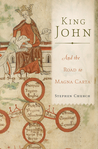 King John and the Road to Magna Carta by Stephen Church