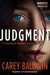 Judgment (Cassidy & Spenser, #1)