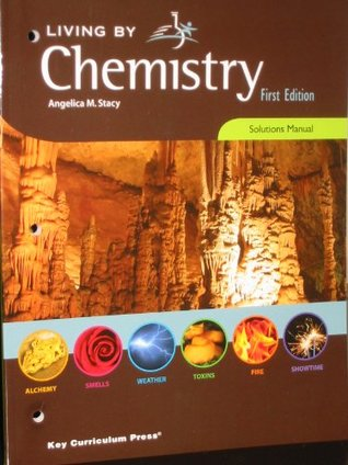 Living By Chemistry First Edition Solutions Manual