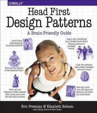 Head First Design Patterns by Eric Freeman