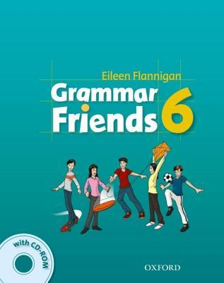 Grammar Friends 6: Student's Book With Cd Rom Pack