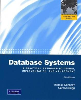Database Systems: A Practical Approach to Design, Implementation ...