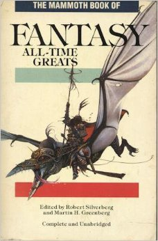 The Giant Book of Fantasy All Time Greats