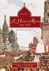 A History of Russia: Volume 2: Since 1855