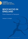 Boccaccio in England: From Chaucer to Tennyson