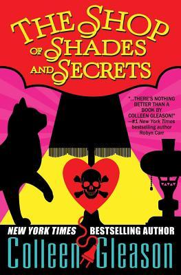 The Shop of Shades and Secrets by Colleen Gleason