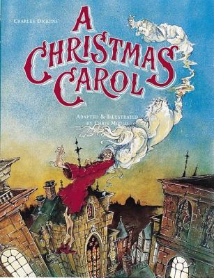 Charles Dickens' A Christmas Carol by Chris Mould — Reviews, Discussion, Bookclubs, Lists