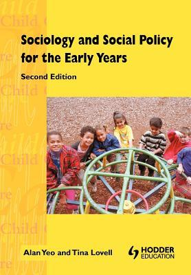 Sociology And Social Policy For The Early Years