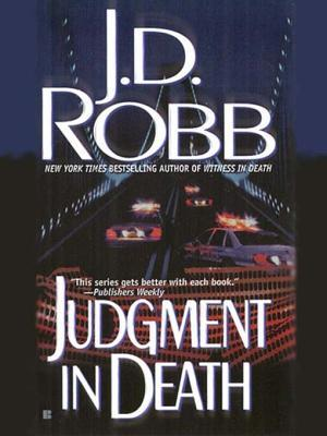 Judgment in Death by J.D. Robb