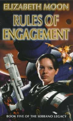 Rules of Engagement (The Serrano Legacy, #5)