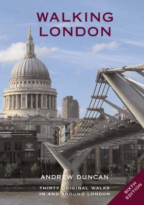 Walking London by Andrew Duncan