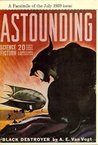 Astounding Science Fiction, July 1939: A Facsimile of the July, 1939 Issue