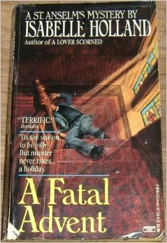 A Fatal Advent by Isabelle Holland