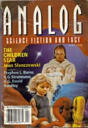 Analog Science Fiction and Fact, 1998 April