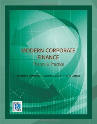 Modern Corporate Finance: Theory & Practice, 6th edition
