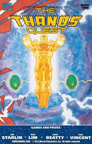 The Thanos Quest: Book Two: Games and Prizes (The Thanos Quest, #2)