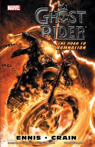 Ghost Rider by Garth Ennis