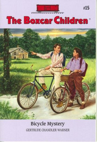 Bicycle Mystery by Gertrude Chandler Warner