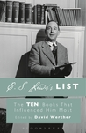 C. S. Lewis's List: The Ten Books That Influenced Him Most