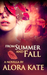 From Summer and Fall (The Four Seasons, #1)