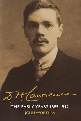 D. H. Lawrence by John Worthen