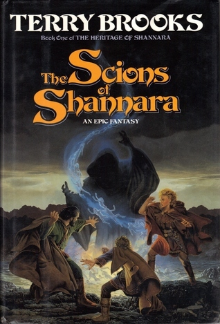 The Scions of Shannara (The Heritage of Shannara #1), Brooks, Terry