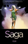 Saga, Volume 4 by Brian K. Vaughan