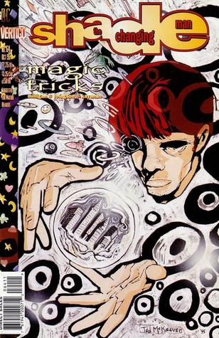 Shade, the Changing Man (1990-1996) #64