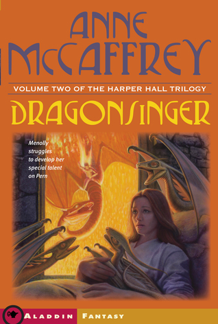 Dragonsinger by Anne McCaffrey