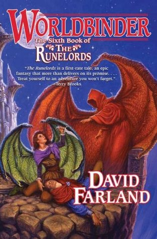Worldbinder by David Farland