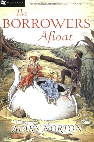 The Borrowers Afloat by Mary Norton