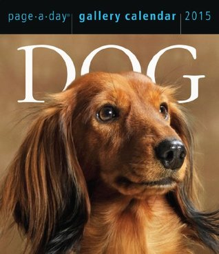 Dog Page-A-Day Gallery Calendar 2015