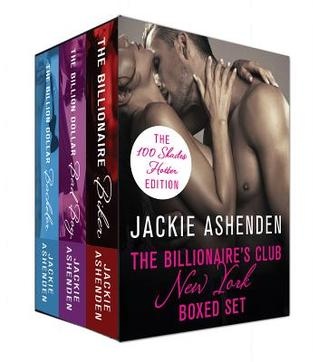 The Billionaire's Club: New York Boxed Set (The 100 Shades Hotter Edition)